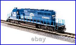 Broadway Limited 3710, N Scale EMD SD40-2 Conrail #6391, DCC/DC/Sound