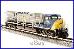 Broadway Limited 3744 CSX GE AC6000 #634 N-Scale withParagon3 Sound & DCC