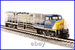 Broadway Limited 3744, N Scale, GE AC6000 CSX #634, Paragon3 Sound/DC/DCC ##