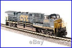 Broadway Limited 3747 N CSX GE AC6000 Diesel Loco Paragon3 Sound/DC/DCC #648