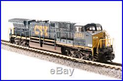 Broadway Limited 3747, N Scale AC6000CW CSX #5011 Dark Future Paragon3 Sound/DCC