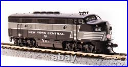 Broadway Limited 3791 N EMD F3A, NYC 1623, Full Lightning Stripes, Sound/DC/DCC