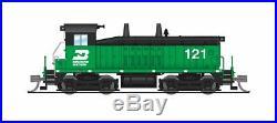 Broadway Limited 3875 N Burlington Northern EMD SW7 Diesel Loco Sound/DCC #121