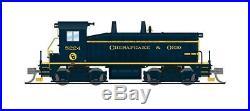 Broadway Limited 3878 N Chesapeake & Ohio EMD SW7 Diesel Loco Sound/DCC #5224