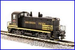 Broadway Limited 3881 N Northern Pacific EMD SW7 Diesel Loco Sound/DCC #107