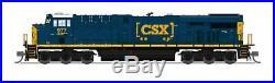 Broadway Limited 3896 N CSX GE ES44AC Diesel Locomotive Sound/DCC #977