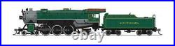 Broadway Limited 6228 N Southern Heavy 4-6-2 Locomotive DCC/Sound #1374
