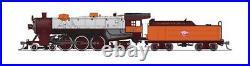 Broadway Limited 6253 N Milwaukee Light 4-6-2 Locomotive DCC/Sound #177