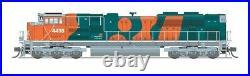 Broadway Limited 6290 N BHP EMD SD70ACe Diesel Locomotive Sound/DC/DCC #4418