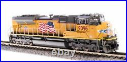 Broadway Limited 6303 N UP EMD SD70ACe Diesel Locomotive Sound/DC/DCC #9096