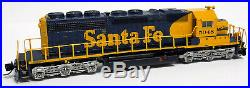 Broadway Limited ATSF SD40-2 5048 # 3701 DCC and sound
