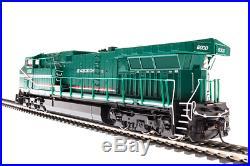 Broadway Limited GE AC6000 GE DEMO 6000 Paragon3 Sound DCC BLI3428