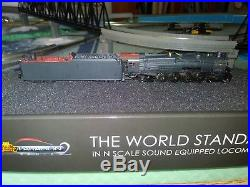 Broadway Limited M1B 4-8-2 Steam Locomotive DCC and Sound