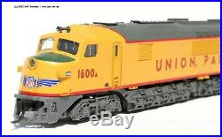 Broadway Limited N 3152 Centipede Union Pacific #1600, DCC & Sound, NEU & OVP