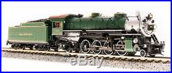 Broadway Limited N 5728 Light Mikado Steam Locomotive Southern #4501 (Sound/DCC)