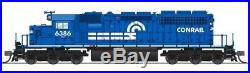 Broadway Limited N Conrail EMD SD40-2 Diesel Loco withParagon3 Sound/DC/DCC #3709