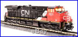 Broadway Limited N SCALE GE ES44AC CN 2833 Paragon3 Sound/DC/DCC #3892