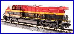 Broadway Limited N SCALE GE ES44AC KCS 4786 Southern Belle Paragon3 Sound/DC/DCC