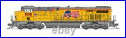 Broadway Limited N SCALE GE ES44AC UP 8108 Buildng America Paragon3 Sound/DC/DCC