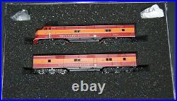 Broadway Limited N Scale 3035 S. P. Emd E7 A/b Powered A & Dummy B Set Sound/dcc