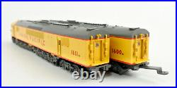 Broadway Limited N Scale 3152 Union Pacific Baldwin Centipede Aa Set DCC Sound