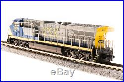 Broadway Limited (N-Scale) 3746 GE AC6000 CSX #648 withParagon 3 SOUND/DC/DCC
