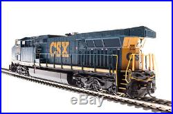 Broadway Limited N Scale AC6000 CSX #606 DCC Paragon3 Sound 3426