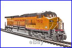 Broadway Limited N Scale AC6000 UP #7541 DCC Paragon3 Sound 3433