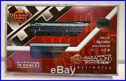 Broadway Limited N Scale B&O Baltimore & Ohio E6 AB Set Paragon 3 Sound / DC DCC