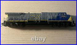 Broadway Limited N Scale CSX AC6000 Locomotive DCC And Sound