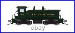 Broadway Limited N Scale EMD NW2 PRR 9247 Brunswick Green, Paragon3 Sound/DC/DCC