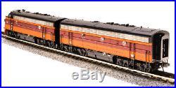Broadway Limited N Scale F7A F7B Set MILW #68A/68B DCC Paragon3 Sound 3513