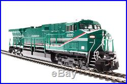 Broadway Limited N Scale GE AC6000 (DCC/Sound) General Electric Demo #6000