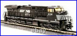 Broadway Limited N Scale Norfolk Southern GE ES44AC #8134 Sound/DC/DCC #3901