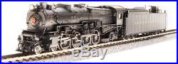 Broadway Limited N Scale PRR Class M1a 4-8-2 Sound/DCC Pennsylvania RR #6743