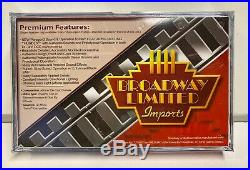 Broadway Limited N Scale SP Southern Pacific E7 AB Set Paragon 3 Sound/ DC DCC