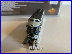 Broadway Limited N Train EMD F3A B&O 82A Diesel Unit, Paragon3 Sound/DCC