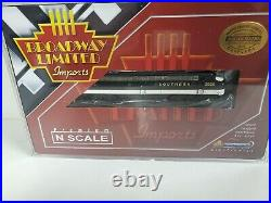 Broadway Limited N-scale 1/160 Southern E8 DCC And Sound