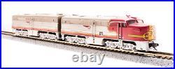 Broadway Limited Santa Fe Alco PA/PB Set #55L/55A Paragon3 Sound/DC/DCC N Scale