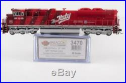 Broadway Limited UP MKT Heritage SD70ACe Paragon3 Sound DC/DCC N Scale 3470