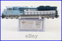 Broadway Limited UP MoPac Heritage SD70ACe Paragon3 Sound DC/DCC N Scale 3468