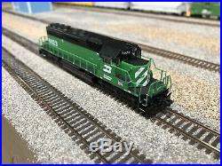 Broadway Limited imports N Scale DCC/Sound BN 6923 SD-40-2