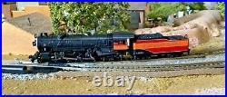 Broadway Limited n-scale SP 4-6-2 Heavy Pacific Paragon 3 Sound/DC/DCC