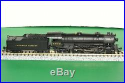 Broadway Ltd. 5712 Heavy Mikado 2-8-2 DCC & Sound Canadian Pacific (CPR) N Scale