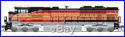 Broadway Ltd (n) 3473 Up Southern Pacific Livery Sd70ace Dc/dcc/sound Mint
