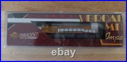 Broadway limited Paragon N-Scale EMD SD40-2 UP # 3128 Sound DC/DCC. (New)