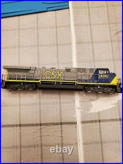 Broadway limited n scale locomotive dcc sound