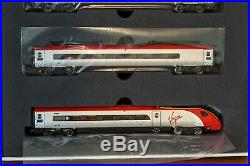Class 390 Virgin Pendolino, Rapido Revolution Trains, N gauge-Factory DCC+Sound