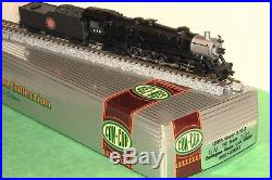 Con-Cor GN (Great Northern) USRA Heavy 2-10-2 with DCC & Sound N-Scale