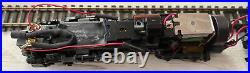 Con cor n scale Great Northern J3a 4-6-4 Hudson Bullet Nose Locomotive DCC Sound